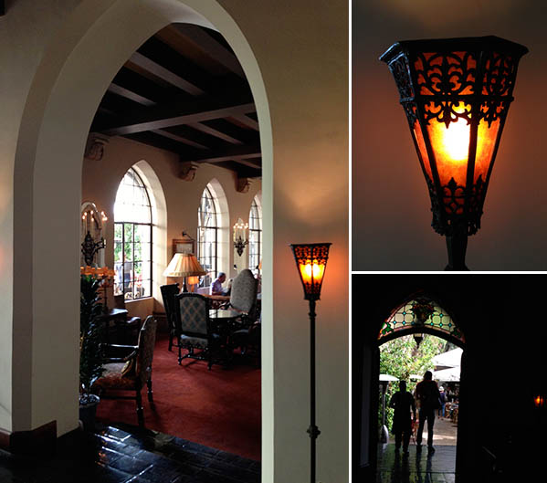 chateau marmont lighting