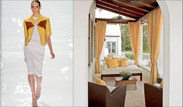 fashion to room