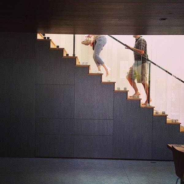 stair detail