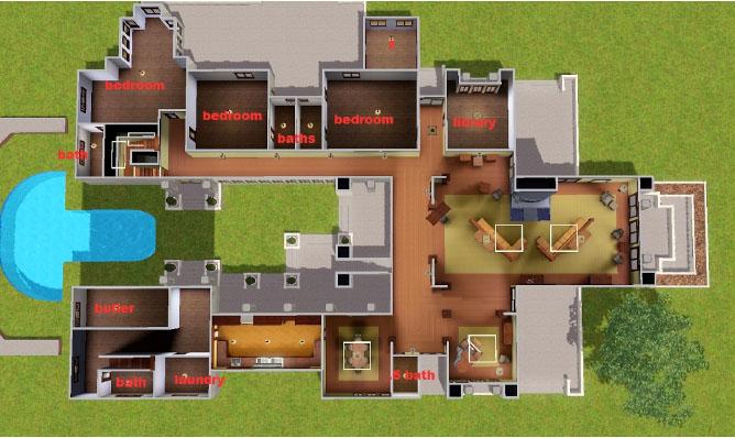 flw floor plan