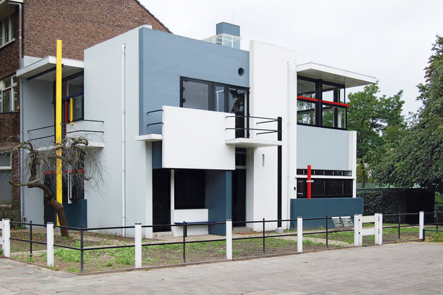 gerrit rietveld architecture - photo #12