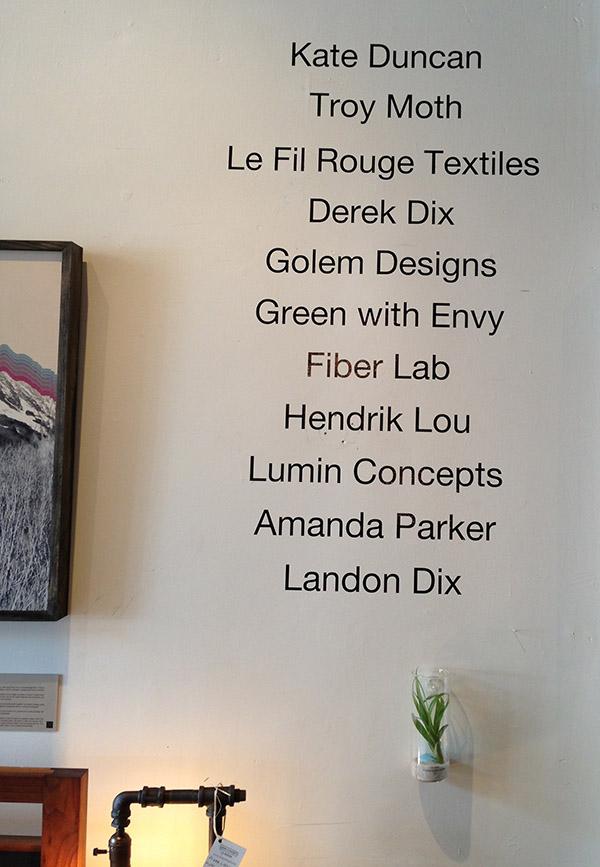 artist names